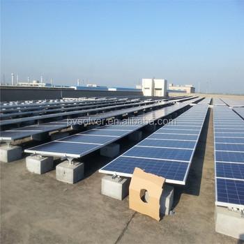 Solar Panel Roof Brackets Solar Panel Rack Mount Brackets