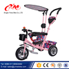China baby tricycle smart trike / plastic kids tricycle / cheap tricycle toys for kids