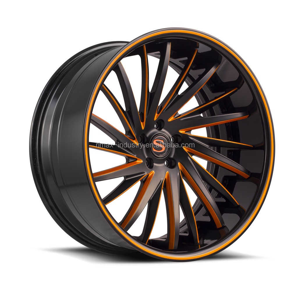Cheap alloy wheel rim for sale forged mag