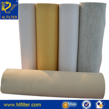 Made in China liquid / air filtration non-woven milk filter fabric