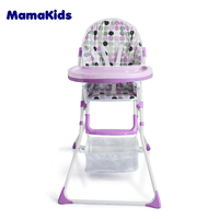 mamakids brand new baby dining chair plastic 3 in 1 baby high chair with table