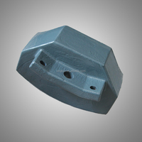 goog quailty low price iron clump weight casting we made for you