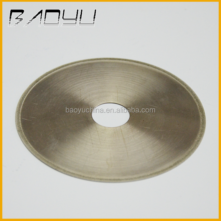 150mm 6inch Electroplating Saw Blade Diamond