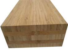 500mm horizontal crossed bamboo timber Plywood board panel