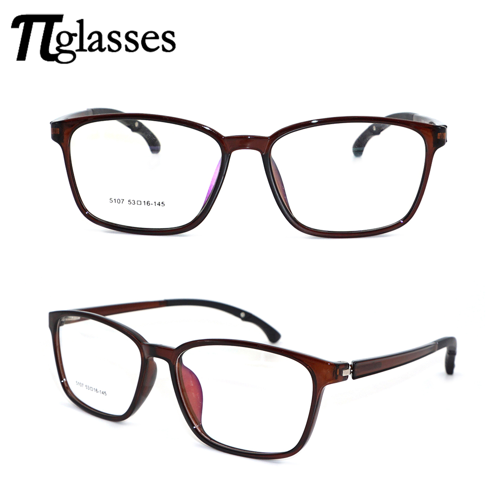 Factories Eyewear Big Frame Prescription Eyeglasses Frame Reading ...