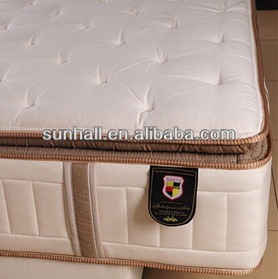 Alibaba china latest comfortable pocket spring baby mattress