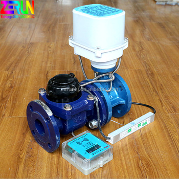 DN150 Prepaid Water Meter for industrial/agriculture/irrigation