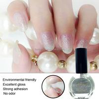 Colorful names of natural organic nail polish
