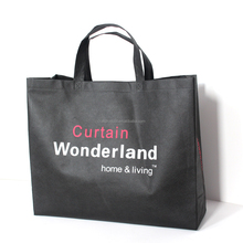 Comfortable New Design Custom Advertising Pictures Printing Bag Popular Non Woven Shopping Bag For Suit