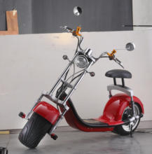 High Quality 1500w Citycoco Scooter Self Balancing Electric Motorcycle Citycoco 60V 12ah/20ah Battery