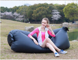 inflatable air bed 2015 custom logo printing inflatable mountain bike air bag