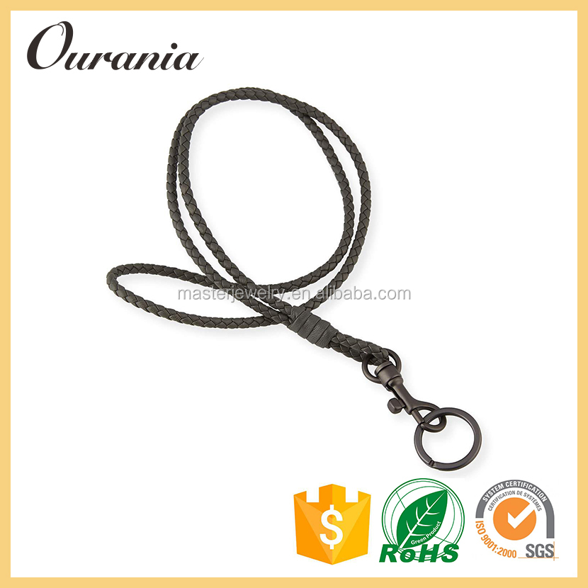 Keychain Manufacturers In China Unique Keychains Braided Loop Key Ring
