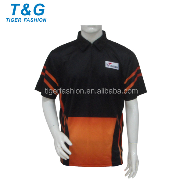 High quality man clothing 2013 zipper polo shirts