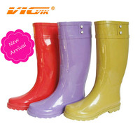 long rain boots wholesale work boots rubber fishing boots