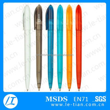 LT-Y1007 office pen, recycled plastic ball pen