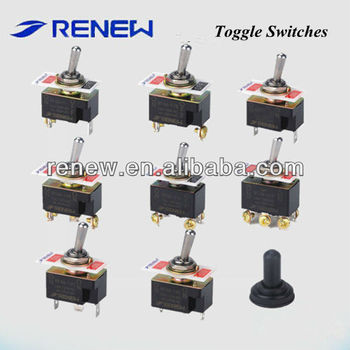 High quality micro toggle switch/mini toggle switch