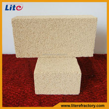 refractory lightweight insulating fire brick bricks from china to bangalore india