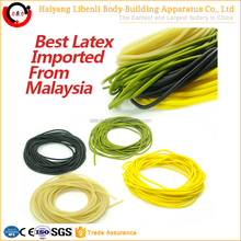 Main Product Pure Natural Latex Slingshot Rubber Band With CE REACH SGS Certificates