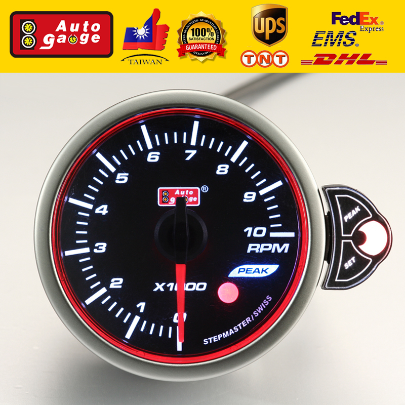 electronic tacho gauge