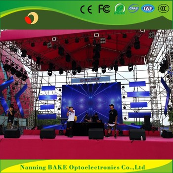 P6 outdoor smd billboard led display shopping mall advertising screen