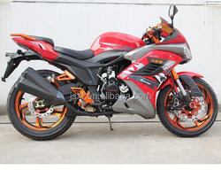 China 300CC Sport Motorcycle, New design racing motorcycle, stronger shock absorbers and big type