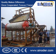 Supply Wet Iron ore Magnetic Separator and Hematite Magnetic benefication for mineral separating process
