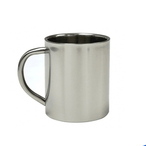 300ml Double Walled Insulated Stainless Steel Coffee Mug