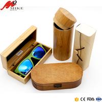 2017 wood bamboo sunglasses case,sunglasses box