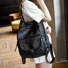 Japanese Style Backpack Ladies Brands Backpacks with Handles