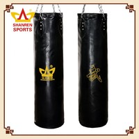 Empty boxing hanging punching bag cover/ sandbag cover /heavy bag cover