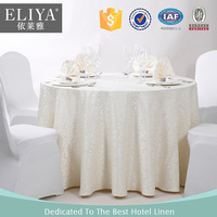 ELIYA Hotel Hand Embroidery Designs Tablecloth Linen Tablecloth