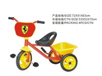 Popular kids carrier tricycle