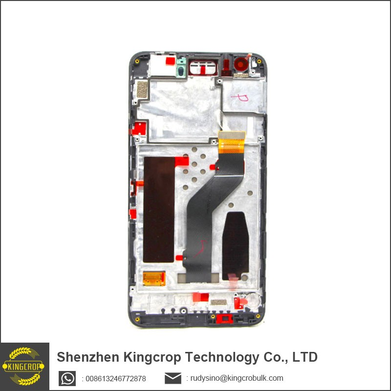 KingCrop lcd screen for moto nexus 6 lcd display with touch digitizer assembly