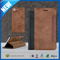C&T New stylish wallet leather flip case for oppo mirror 5s