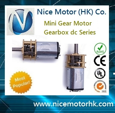 N20 Eletric dc mini gearhead motor for locks products