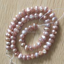 Fresh Water Pearl Rice Shape 6-7mm , natural pearl