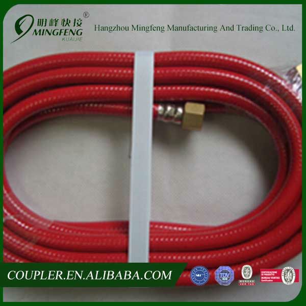 Flexible high pressure durable precision make pvc pipes
