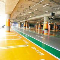 Factory Warehouse Acid Resistant Garage Floor Coating