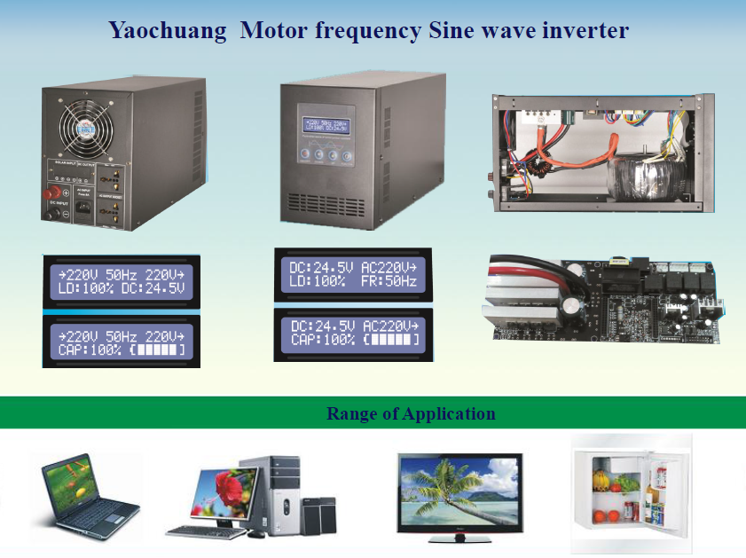pure wave inverter