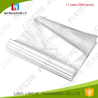 pp woven packaging bag 50kg for disc, clothes, hay, dry herbs, yellow sulphate gel