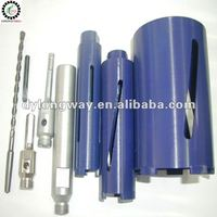diamond core drill bit set for marble