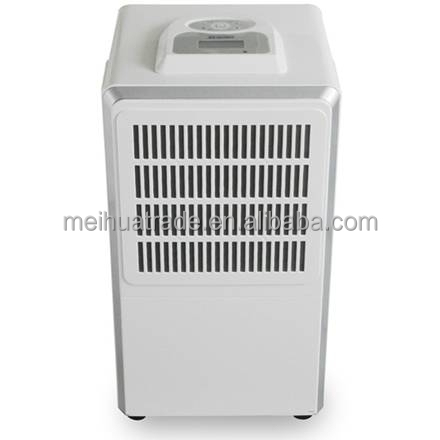 mini home 50-80m2 adjustable air dehumidifier with universal wheel