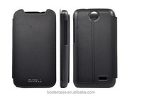 Hot selling leather flip case for HTC Desire 310