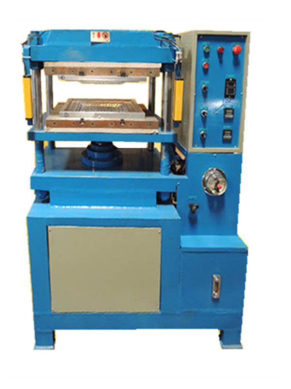 leather emboss machine