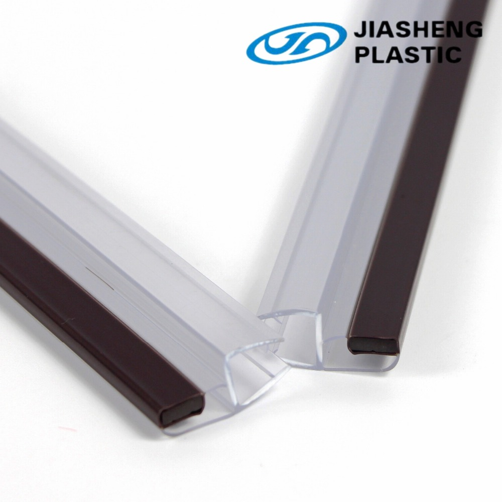 magnet seals/ co-extruded plastic profile
