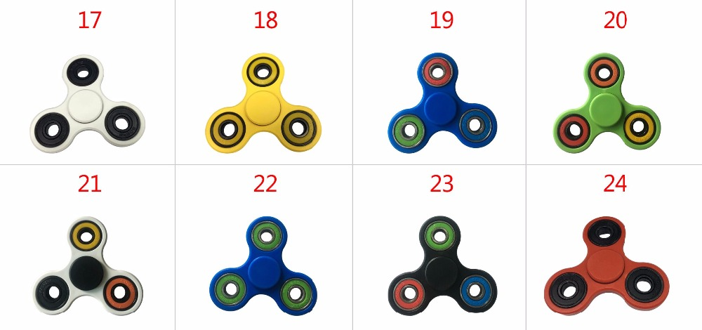 very popular 608 ceramic bearing for fidget spinner metal hand fidget spinner