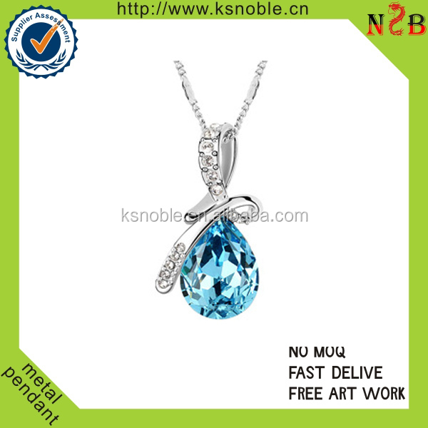 High Quality Artificial Crystal Pendant