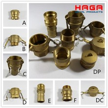 High Quality Camlock Connection Quick Release Coupling