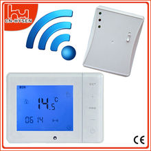 Weekly Programmable Wireless RF Programmable Room Thermostat