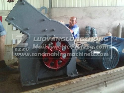 Slag crushing equipment, hammer crusher for best choice, hammer mill